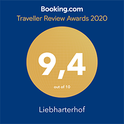 Booking Traveller Review Award