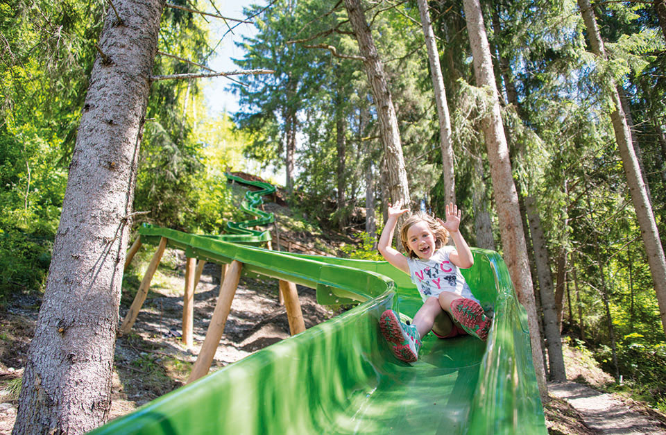Kids world Olang Kronplatz