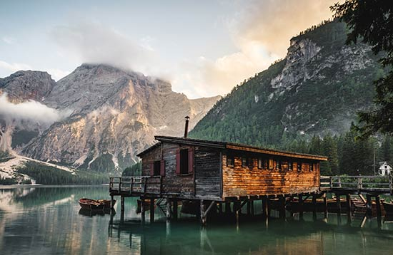 Lake Lago di Braies