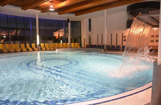 Cron4, Outdoor Pool Bruneck, Lake Issengo